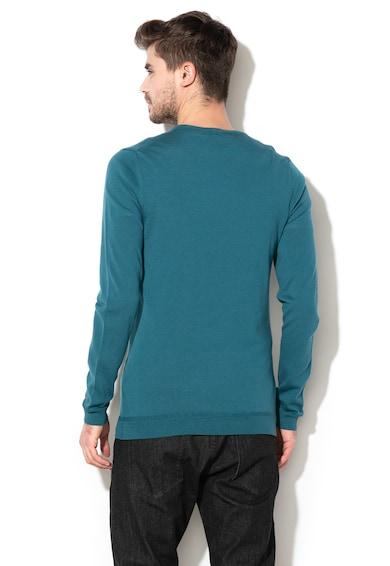 Esprit Пуловер с вълна и шпиц деколте Мъже