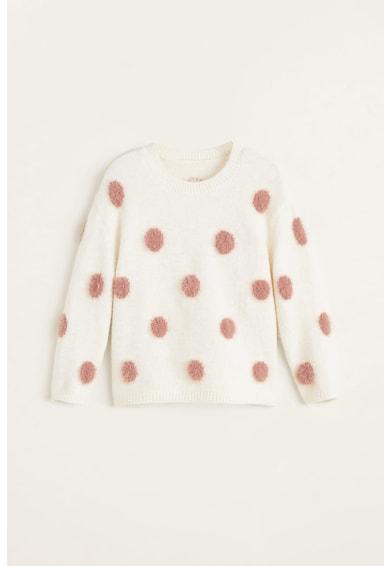 Mango Pulover tricotat Pompom Fete