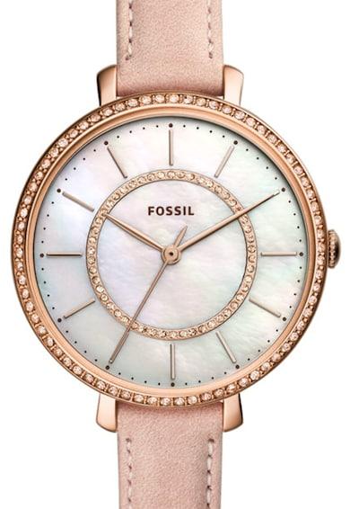 Fossil Karóra kristályokkal díszítve női