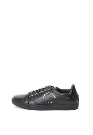 John Galliano Pantofi sport de piele Barbati