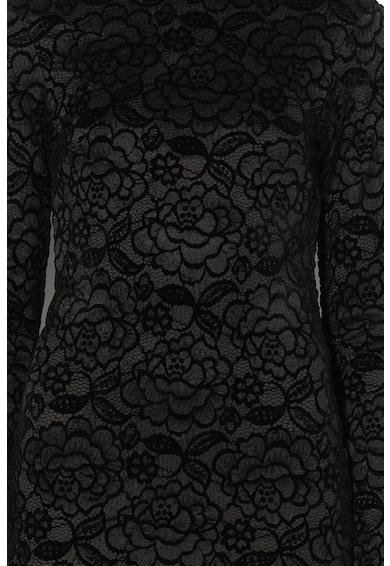 GUESS JEANS Къса рокля с бродерия Жени