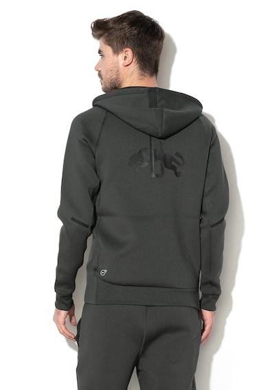 Puma Hanorac cu fermoar si aplicatie logo Barbati