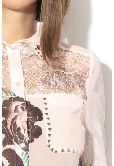 GUESS JEANS Риза с дантела Жени