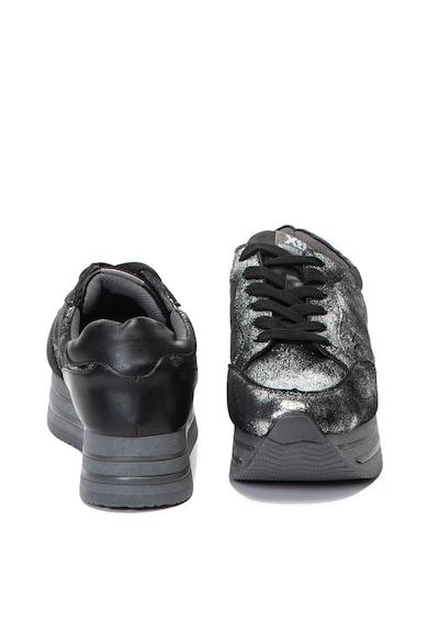 Xti Pantofi sport wedge stralucitori Femei