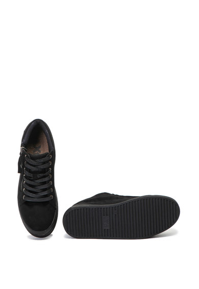 Xti Pantofi sport flatform de piele ecologica Femei