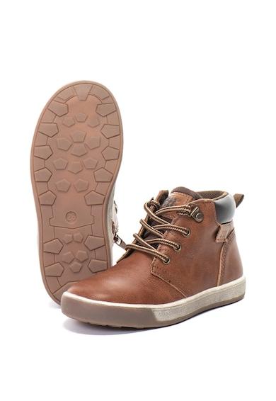 Xti Pantofi sport mid-high de piele ecologica Fete