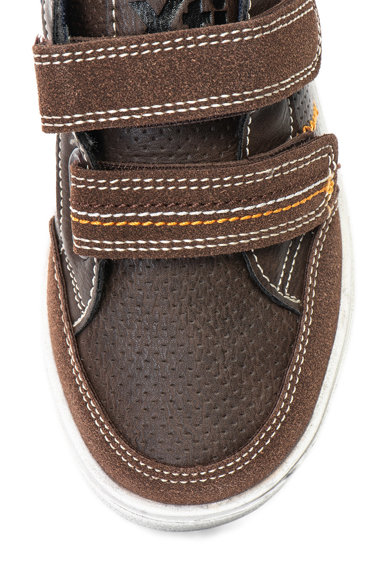 Xti Műbőr&textil cipő perforációkkal Lány