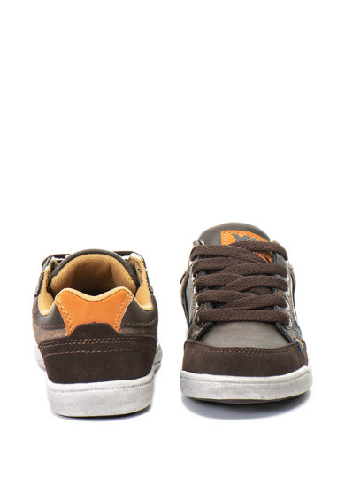 Xti Pantofi sport cu insertii de piele Baieti