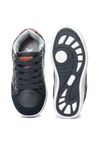 Xti Sneakers cipő bőrbetétekkel Lány