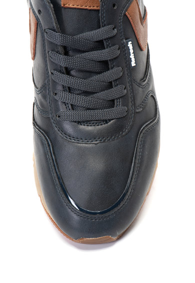 Refresh Pantofi sport de piele ecologica Barbati