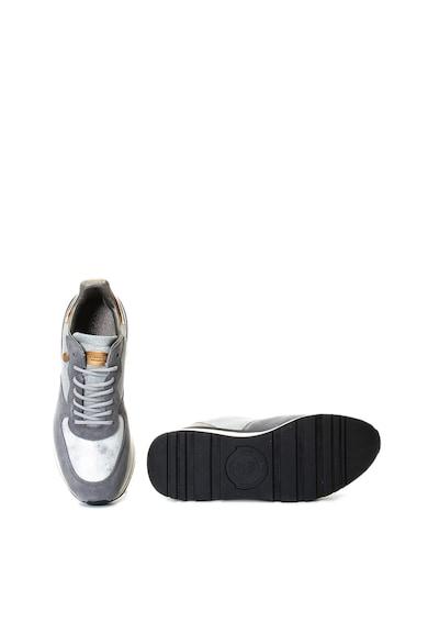 U.S. Polo Assn. Pantofi sport cu garnituri de piele intoarsa Valery Femei