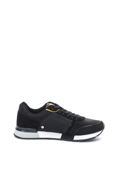 Enrico Coveri Pantofi sport cu aplicatie logo Barbati