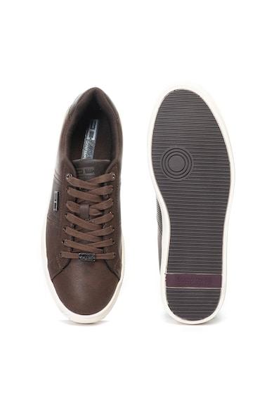 Enrico Coveri Pantofi sport de piele ecologica Branch Barbati