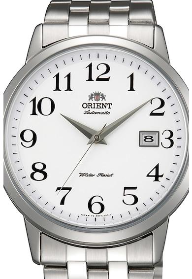 ORIENT Автоматичен часовник с метална верижка Мъже