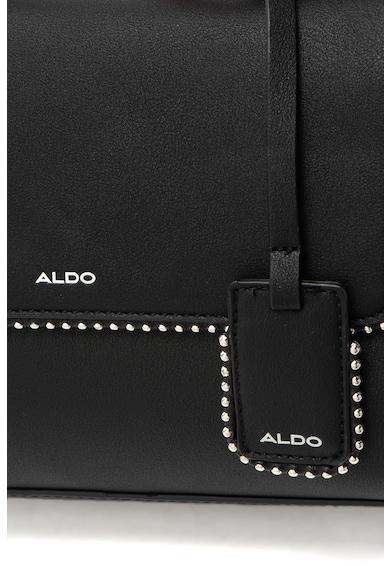 Aldo Cading műbőr válltáska szegecses szegélyekkel női