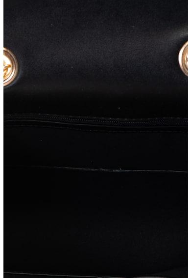 Aldo Telep műbőr keresztpántos táska fémes részletekkel női