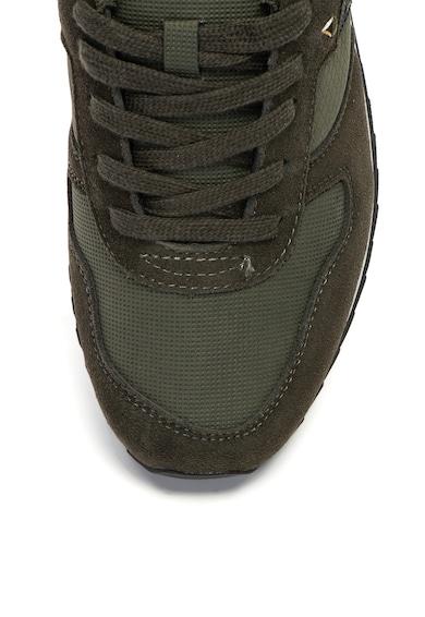Navigare Pantofi sport cu amortizare si garnituri de piele intoarsa Remi Barbati