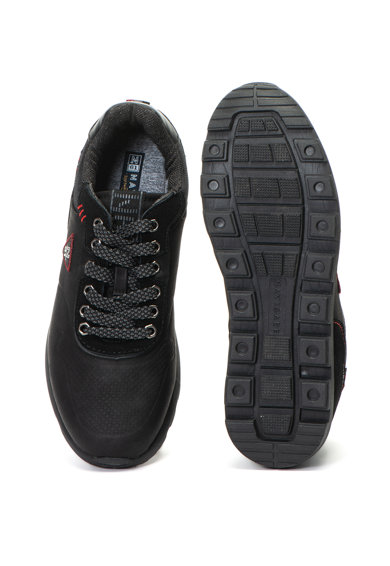 Navigare Monviso sneakers cipő bőrbetétekkel férfi