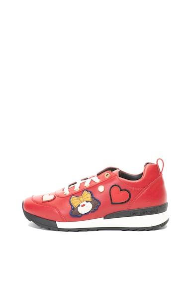 Love Moschino Спортни обувки от еко кожа Жени