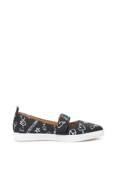 Love Moschino Műbőr cipő hegyes orral női