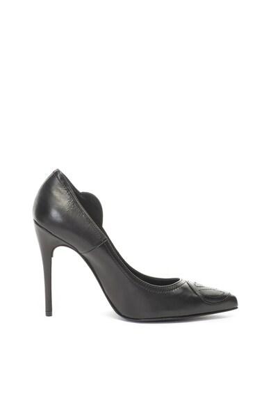 Love Moschino Pantofi cu varf ascutit, de piele Femei