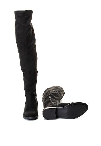 Aldo Cizme lungi peste genunchi, de piele intoarsa ecologica Araecia Femei
