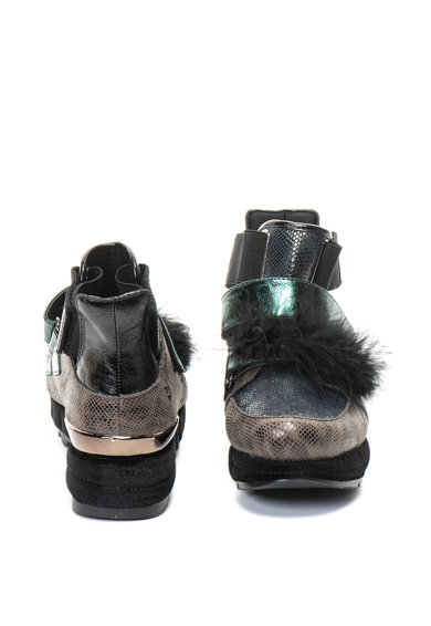 Gioseppo Pantofi sport wedge cu inchidere velcro Femei