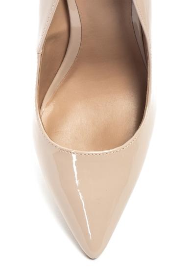 Call It Spring Pantofi stiletto cu aspect lacuit si varf ascutit Mykel Femei