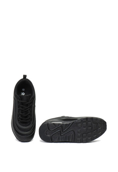 OMS by Original Marines Pantofi sport cu garnituri de piele ecologica Femei