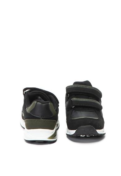 OMS by Original Marines Pantofi sport cu velcro si LED-uri Baieti