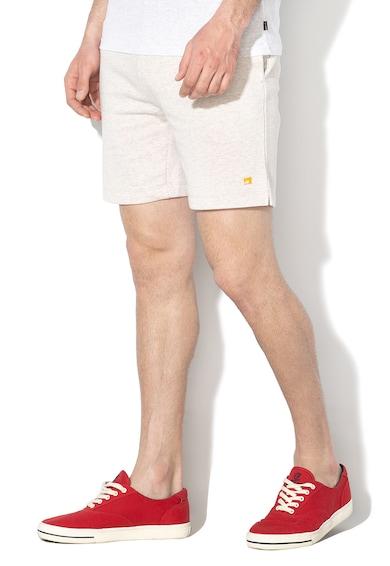 Scotch & Soda Pantaloni sport scurti cu snur pentru ajustare Barbati