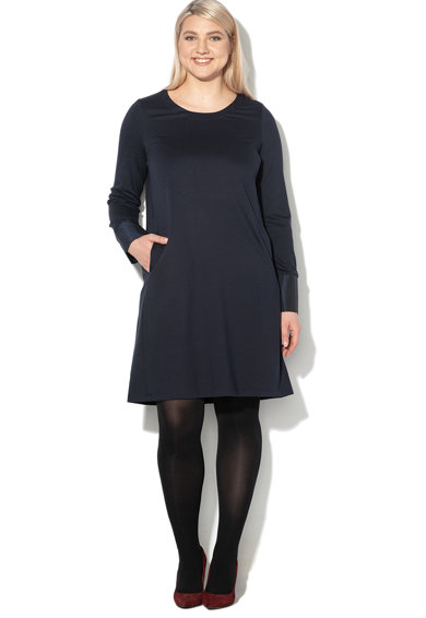 PERSONA BY MARINA RINALDI Разкроена къса рокля Orafo Жени