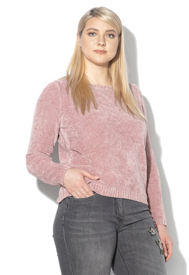 PERSONA BY MARINA RINALDI Пуловер Adamo с бляскави елементи Жени