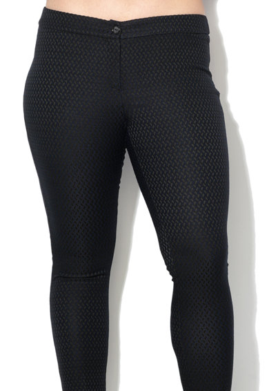 PERSONA BY MARINA RINALDI Pantaloni cu aspect texturat Ramo Femei