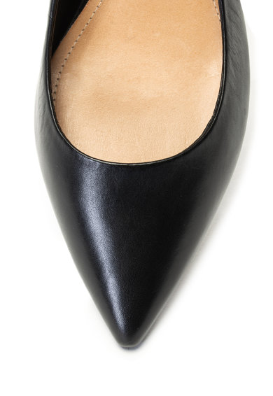 Schutz Pantofi de piele cu toc kitten Femei
