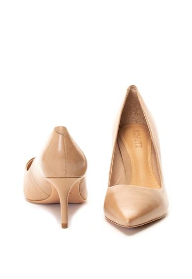 Schutz Кожени обувки с ток стилето Жени