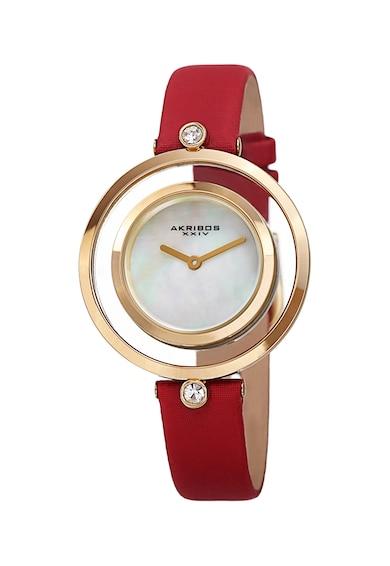 AKRIBOS XXIV Часовник с кристали Swarovski Жени