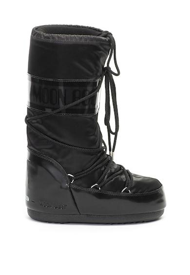 Moon Boot Cizme de iarna cu snur pentru ajustare Femei
