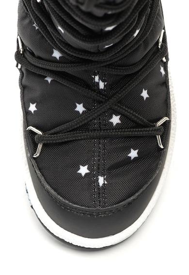 Moon Boot Vízálló hótaposó csillagos mintával Lány