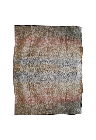 Kotonia Home Patura cu 2 fete  85% acryl, 15% polycotton, 200x240 cm, multicolor, floral Femei
