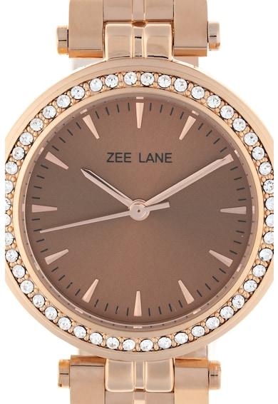 Zee Lane Ceas decorat cu cristale Femei