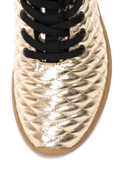 Australian Sneakers cipő steppelt és fémes hatással női