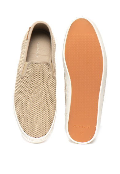 Gant Pantofi loafer slip on, texturati Barbati