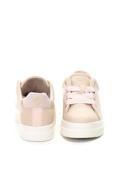 Gant Pantofi sport de piele cu logo Aurora Femei