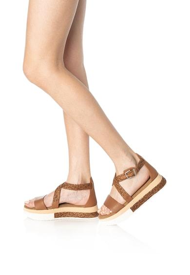 Gant Sandale flatform Sant Ana Femei