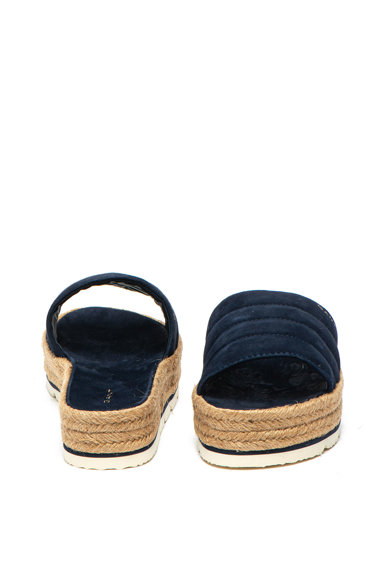 Gant Papuci tip espadrile de piele intoarsa Cape Coral Femei
