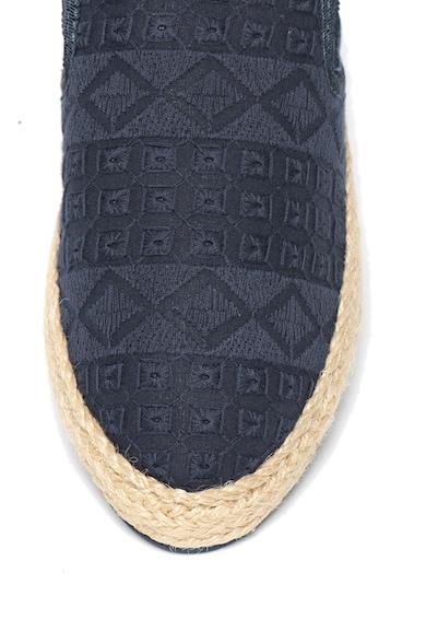 Gant Krista hímzett bebújós espadrille cipő női