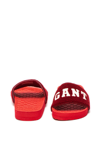Gant Papuci din material terry cu logo Haley Femei