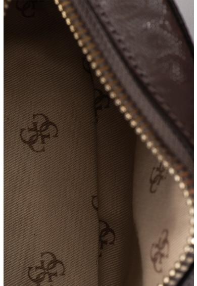 Guess Geanta crossbody, de piele ecologica, cu imprimeu logo Tamra Femei