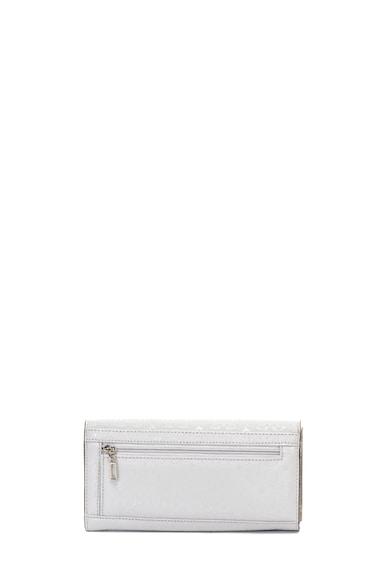 Guess Portofel pliabil de piele ecologica, cu model logo Tamra Femei